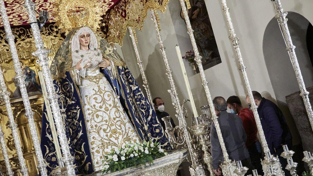 El Gran Poder y la Macarena se preparan para una Semana Santa sin procesiones