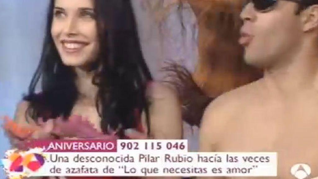 Pilar Rubio, en 'Lo que necesitas es amor' (1994)