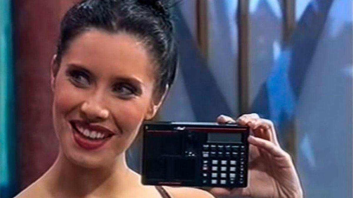 Pilar Rubio, en 'El precio justo' (1990)