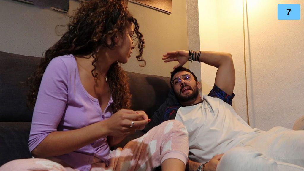 Zoe y Josué tienen una monumental bronca y él acaba yéndose de casa entre gritos (2/2)