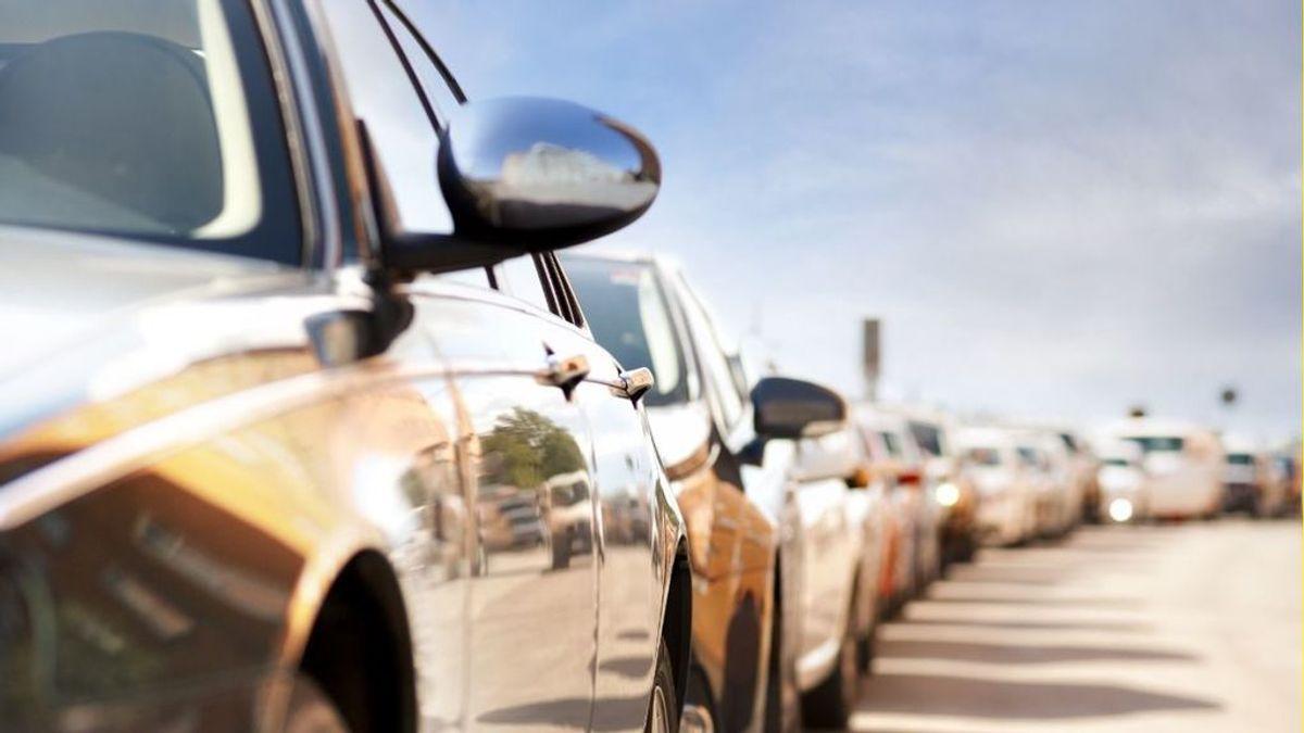 Un día antes del cierre perimetral aumentan un 15% los desplazamientos por carretera en Madrid