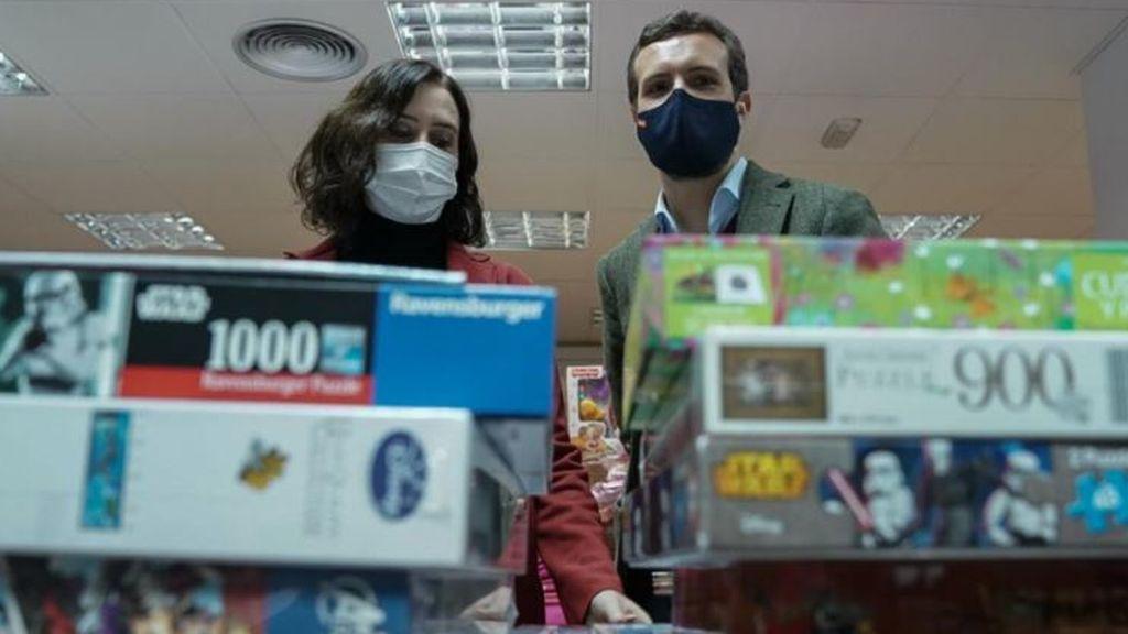 Casado y Ayuso:  'Pacto de no agresión' a Vox y  las elecciones en Madrid como laboratorio para unir a la derecha