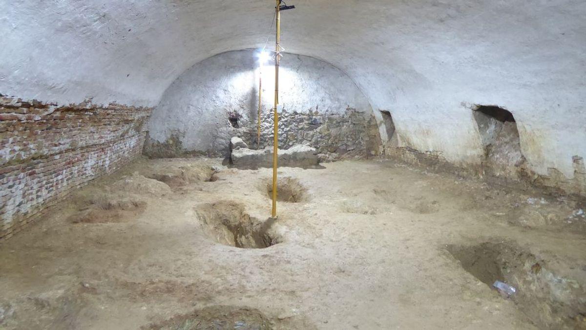 Descubren y recuperan una cripta oculta en la Iglesia de la Encarnación de Casares en Málaga