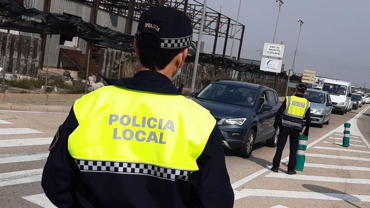 Denuncia a su vecina madrileña por saltarse el cierre perimetral en Alicante