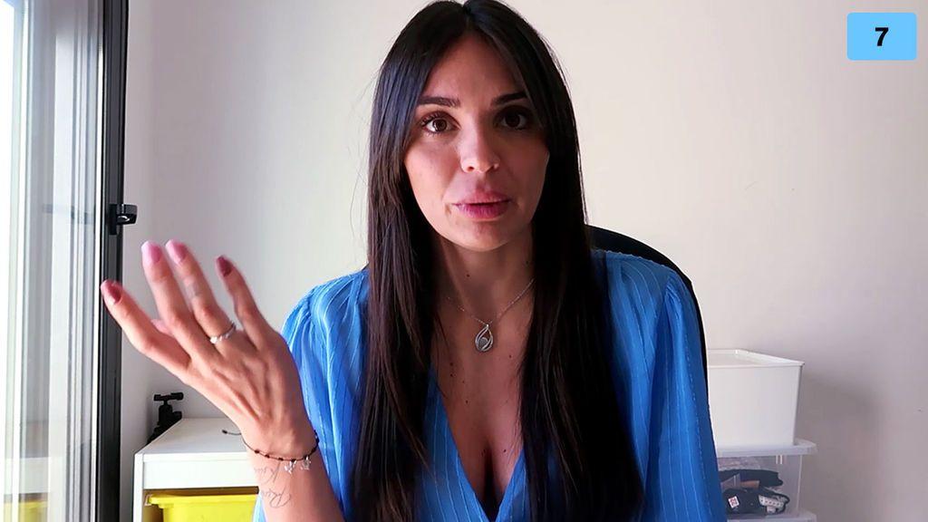 María Hernández se sincera y cuenta toda la verdad sobre su situación económica (2/2)