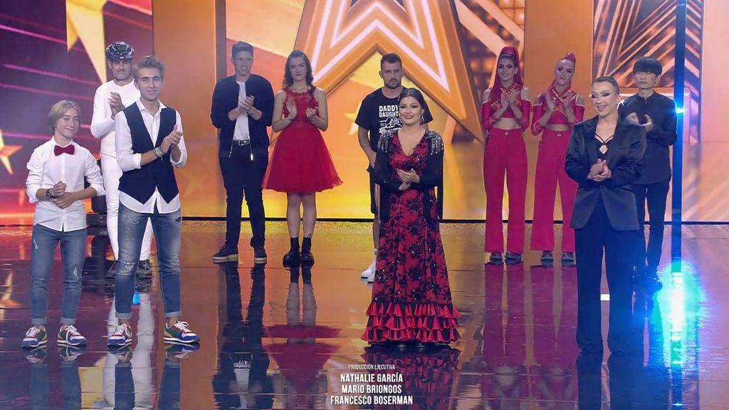 Estos son los primeros finalistas de 'Got Talent 2021'