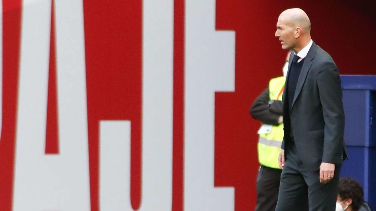 Zidane duda de su futuro en el Real Madrid: quiere conocer varios aspectos deportivos antes de decidir