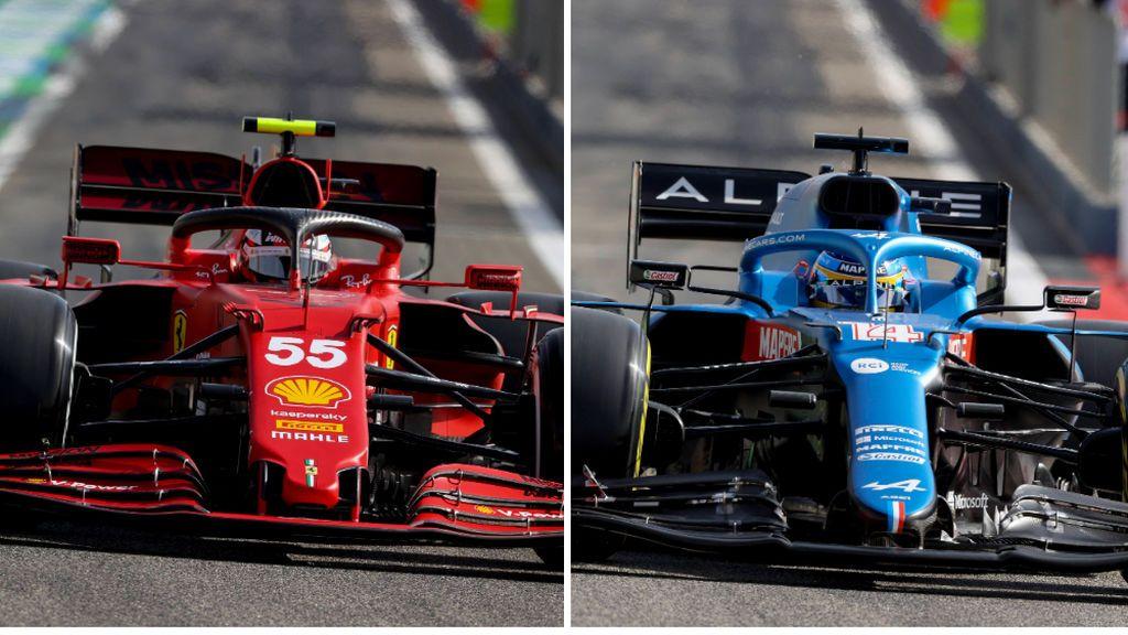 Resultados de la clasificación del GP de Baréin
