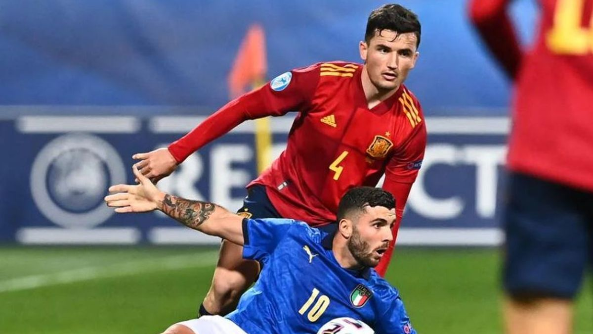 España-Italia: la Selección española empata pero acaba la segunda jornada como líder (0-0)