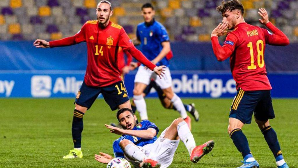 España tuvo buenas ocasiones en la segunda parte.
