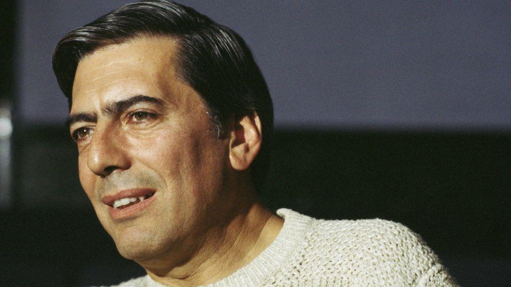 Mario Vargas Llosa, en una imagen de joven