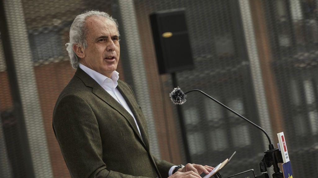"""El número 2 de Ayuso tacha de """"lamentable"""" los """"ataques de todos los ministros"""" a la Comunidad de Madrid"""