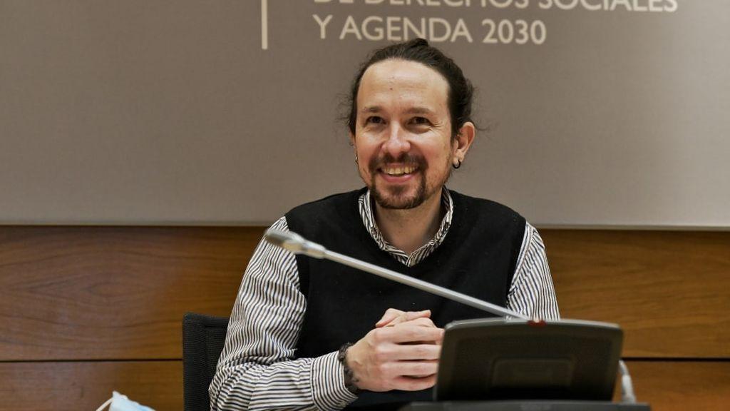 Pablo Iglesias, ratificado por la militancia como candidato de Podemos a las elecciones madrileñas