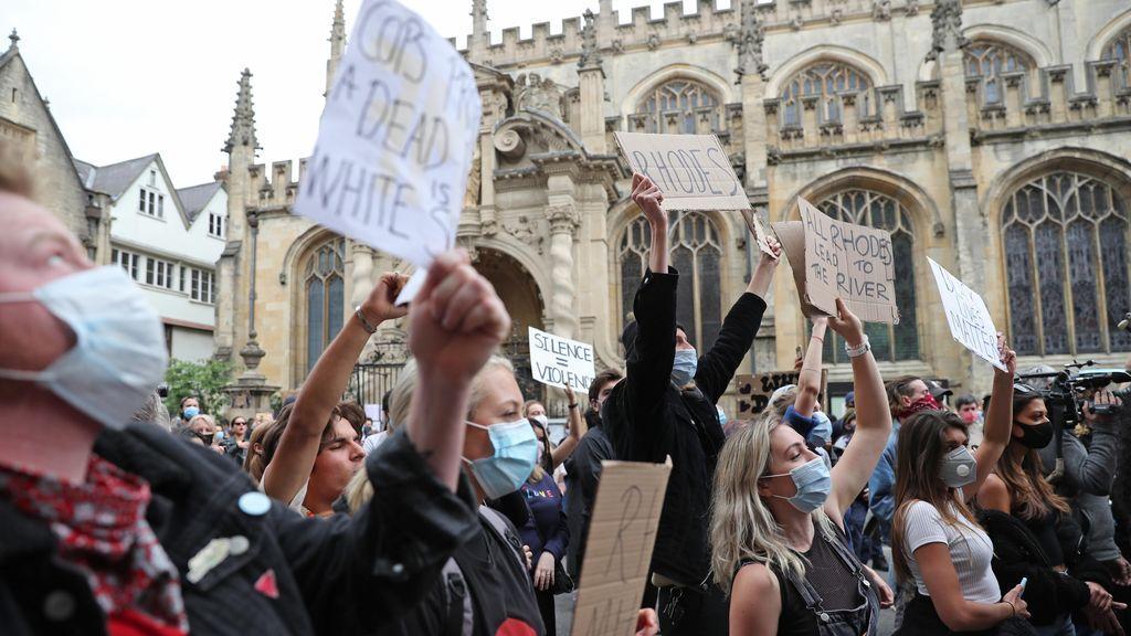 Protesta Oxford