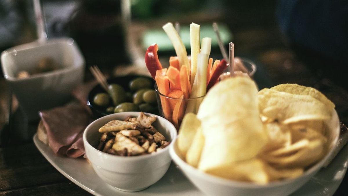 Helado, chocolate, patatas fritas ¿por qué no puedes parar de comerlos?