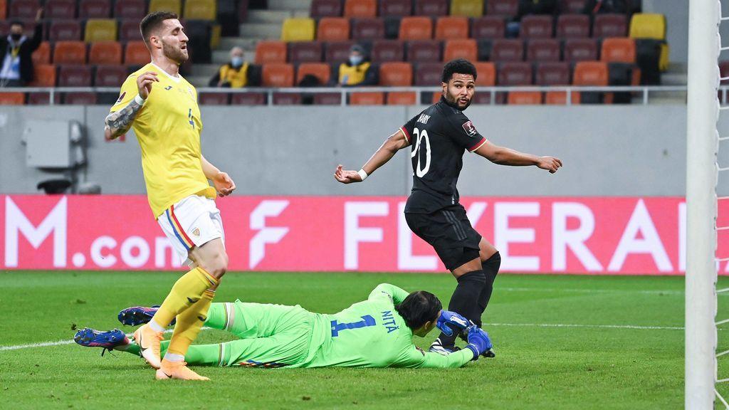 Rumanía - Alemania: los alemanes se llevan la victoria en el segundo partido de la fase de clasificación para el Mundial de Catar
