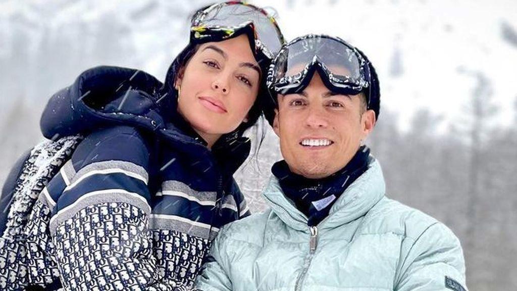 """Cristiano Ronaldo y Georgina Rodríguez amplían la familia: """"Toñi para los amigos"""""""