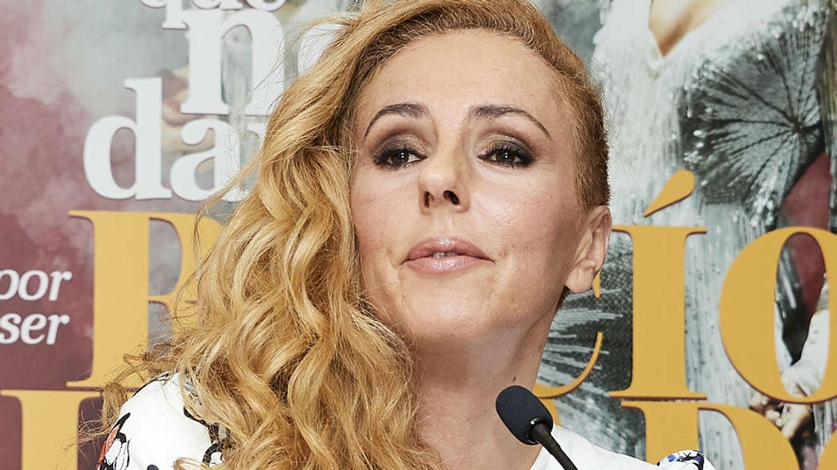 """Rocío Carrasco manda un mensaje a la audiencia, tras el impacto de su documental: """"Estoy desbordada"""""""