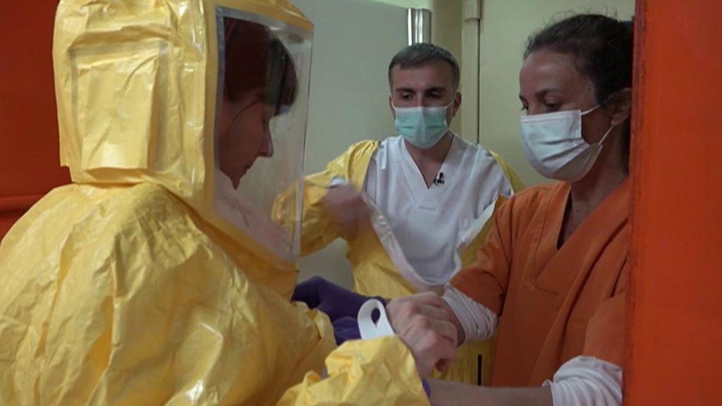 Así es el CISA, el laboratorio-búnker más seguro de España