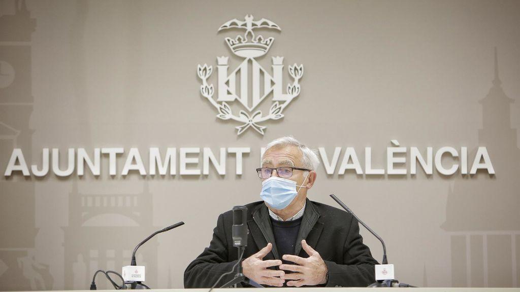 """Ribó responsabiliza a Ayuso de la visita de Marcelo a Valencia: """"Ha seguido los malos ejemplos que da su presidenta"""""""
