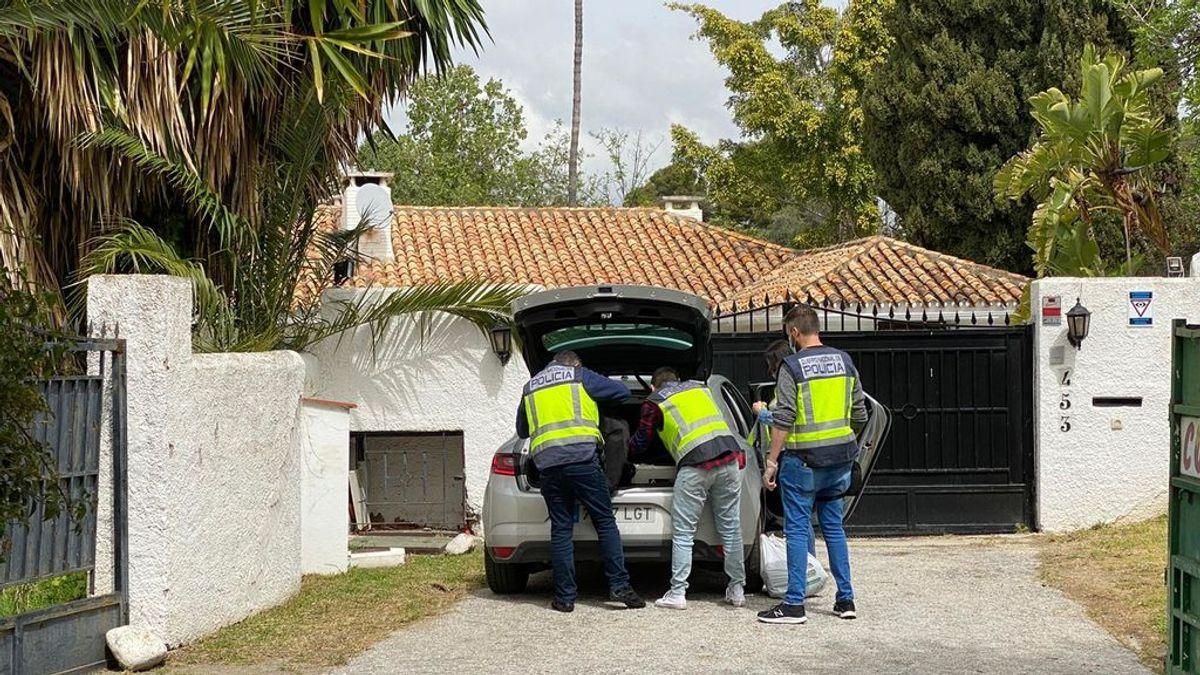Muere por un disparo en el cuello un DJ durante una fiesta ilegal en Marbella