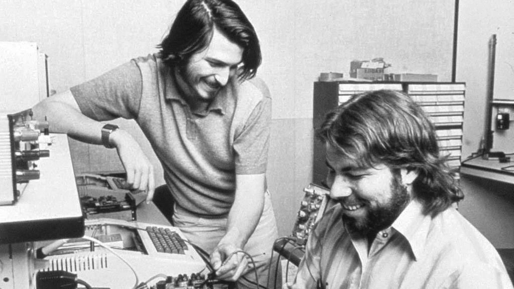 Apple, los orígenes