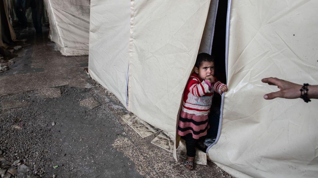 La UE celebra una conferencia de donantes para refugiados sirios tras diez años de guerra