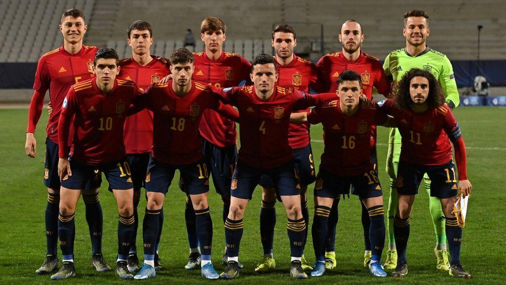 Previa del España - República Checa del Europeo Sub21.