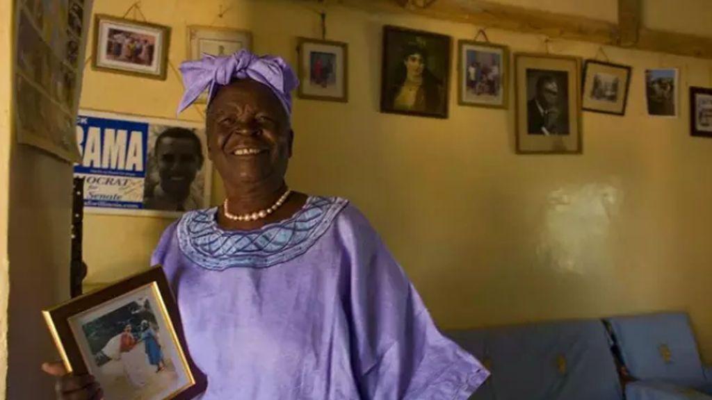 """Muere con 99 años la """"Abuela Sarah"""", la tercera esposa del abuelo del expresidente Barack Obama"""