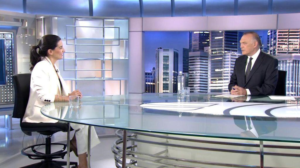 Entrevista íntegra a Rocío Monasterio