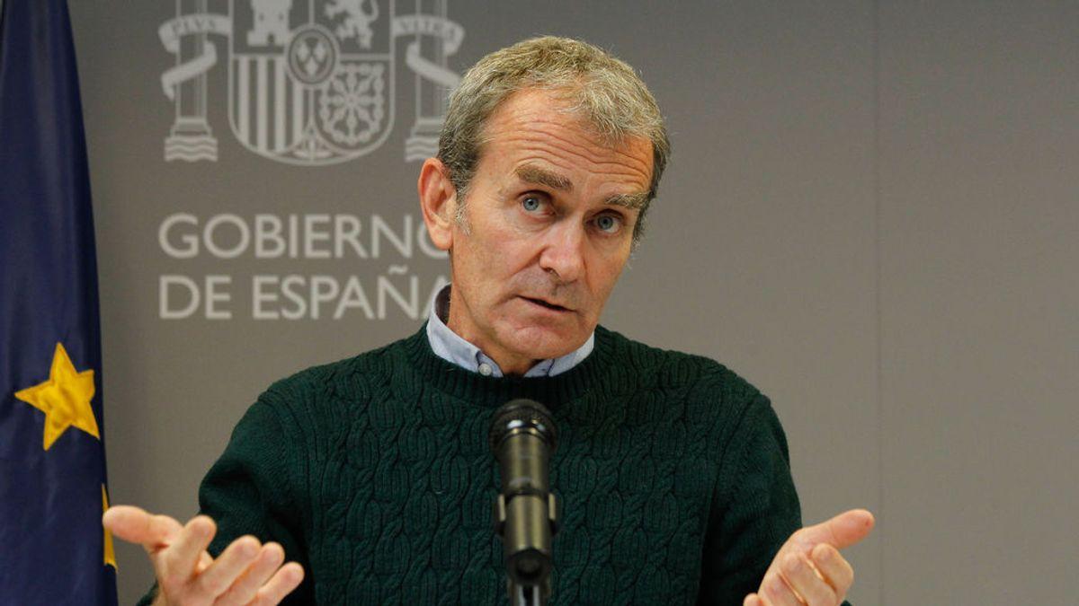 "Simón advierte de que 12 CCAA están en ascenso: ""Estamos en una situación de inflexión"""