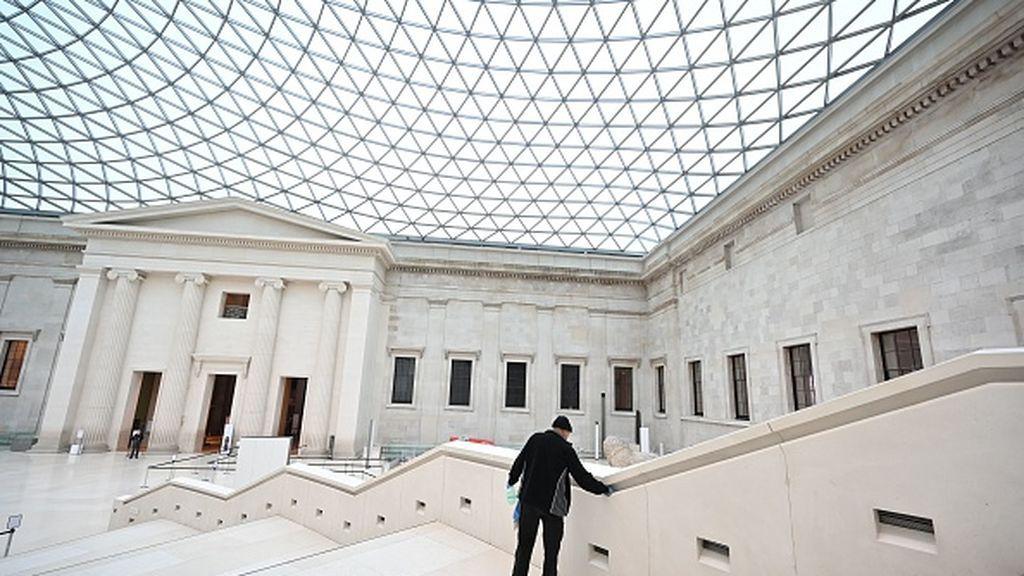 El Museo Británico investigará el origen de su colección (SS)