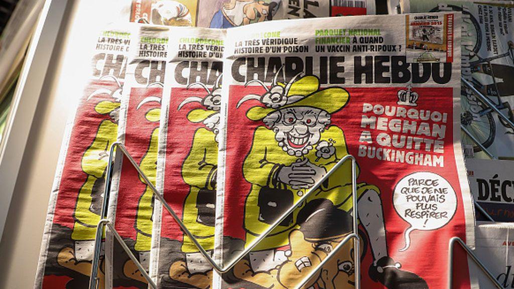 Charlie Hebdo desata la controversia en Inglaterra