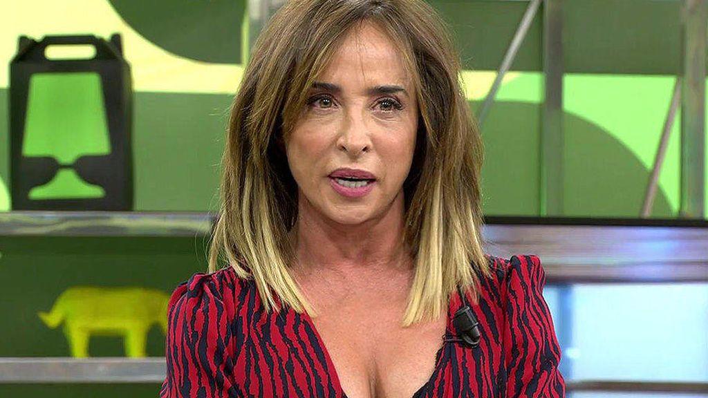 """María Patiño responde a las declaraciones de Rocío Carrasco sobre ella: """"Mi verdad no coincide con su vivencia"""""""