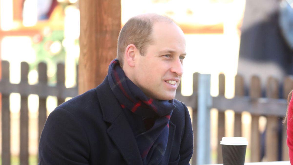El príncipe Guillermo de Inglaterra es el calvo más sexy del mundo: consulta el top 10