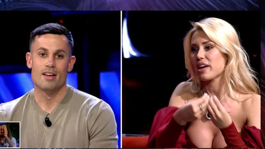 Carla y Diego