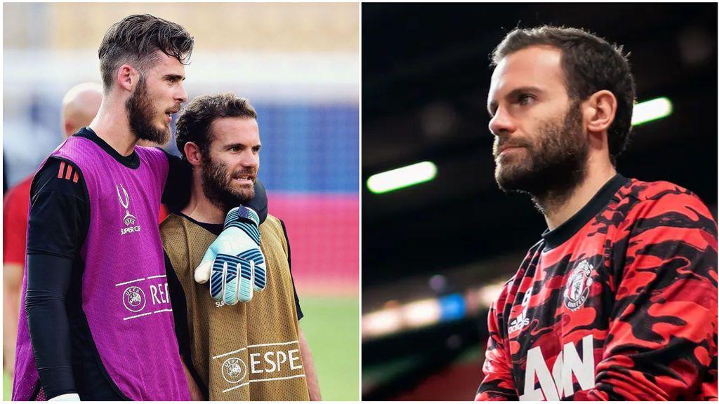 """El mundo del fútbol arropa a Juan Mata tras el fallecimiento de su madre: """"Un abrazo de parte de todo el valencianismo"""""""
