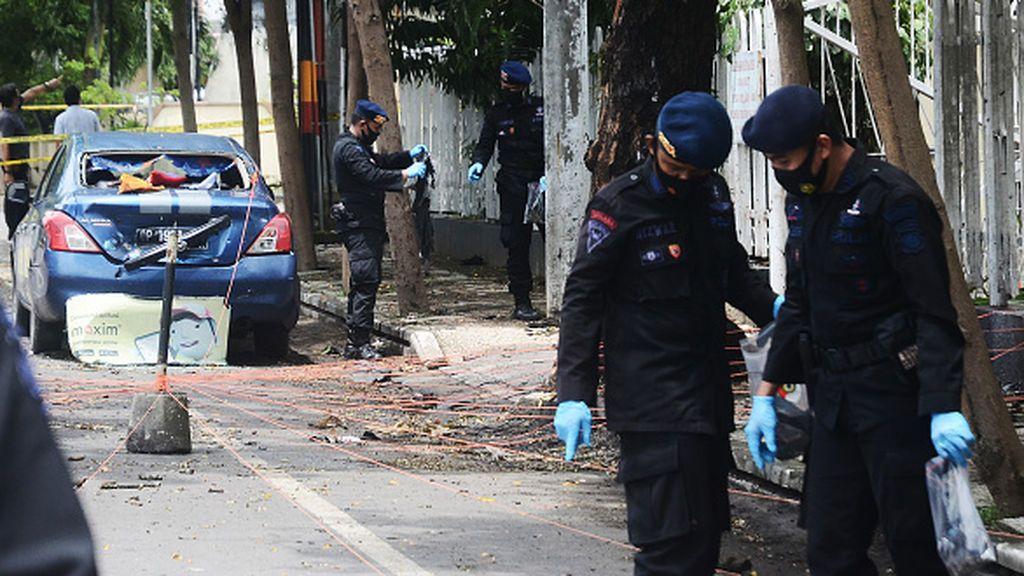 Los responsables del atentado contra una iglesia en el sur de Indonesia eran una pareja recién casada