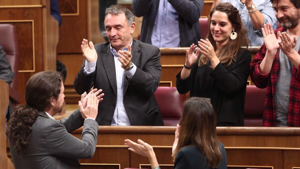 El dirigente de IU, Enrique Santiago, será el nuevo secretario de Estado para la Agenda 2030e