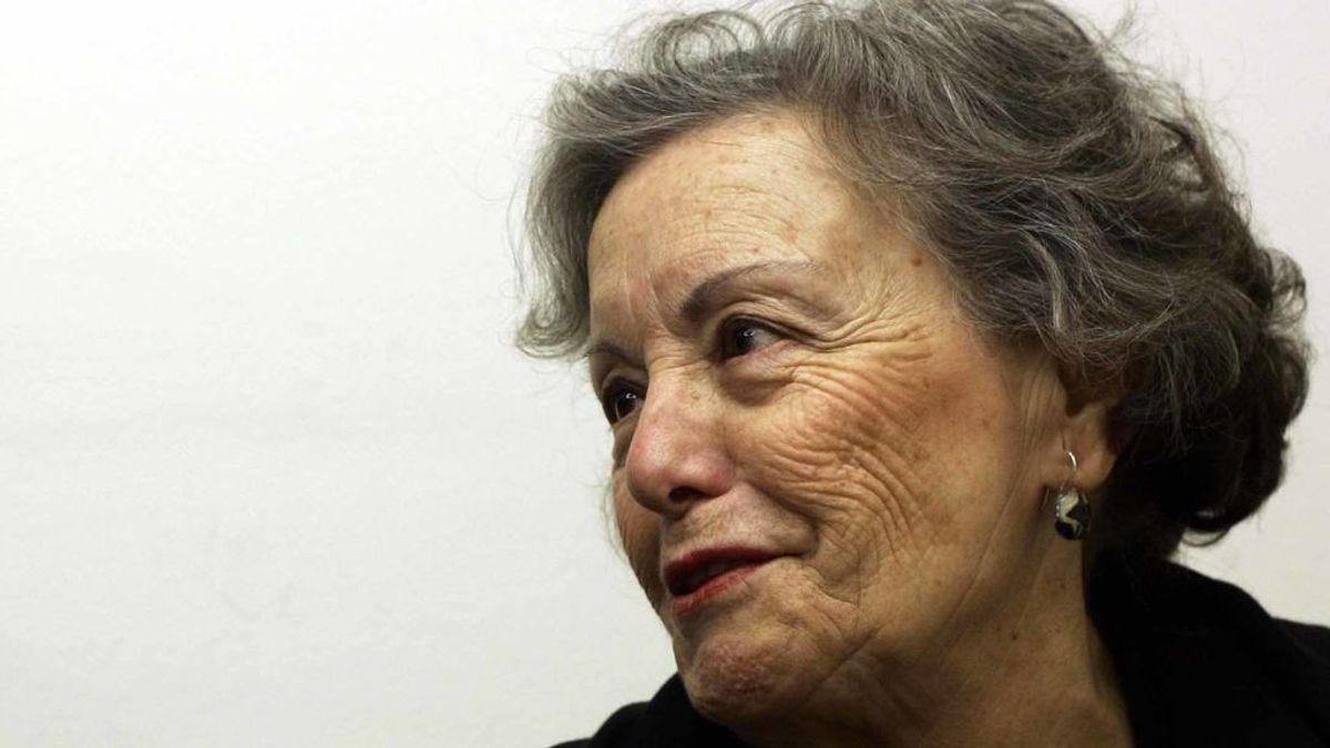 """María Galiana, sobre sus nietos: """"Ya tienen un móvil, para qué quieren a la abuela"""""""