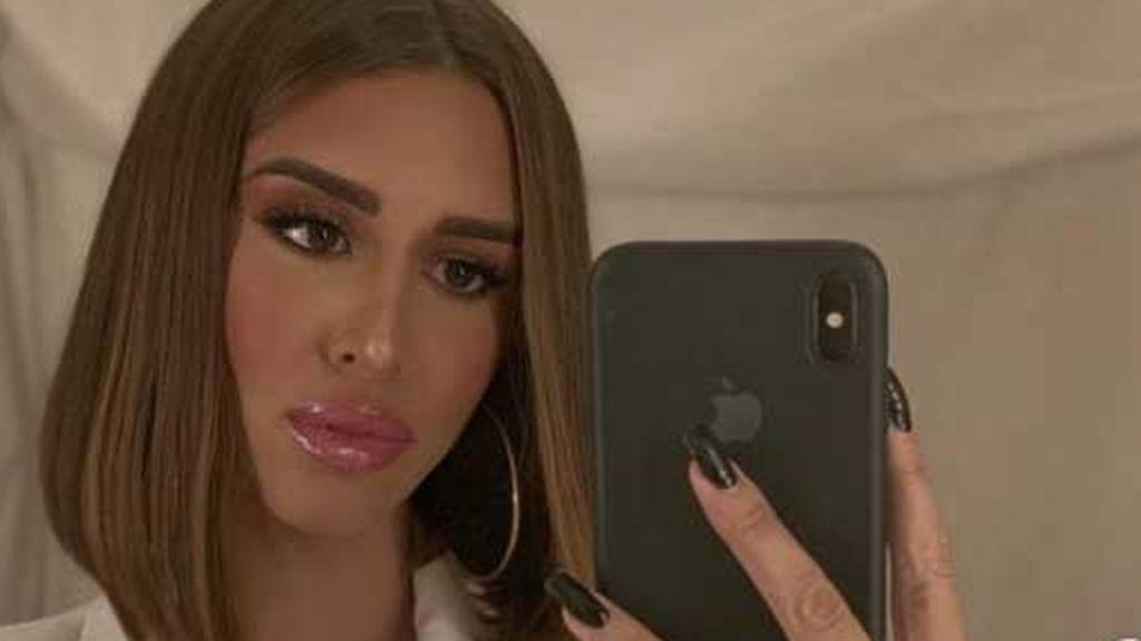 Marina reaparece en redes tras su cara a cara con Lucía