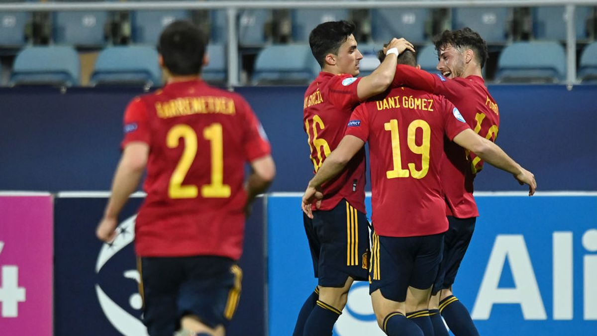 España - República Checa: así fue el minuto a minuto del pase a cuartos