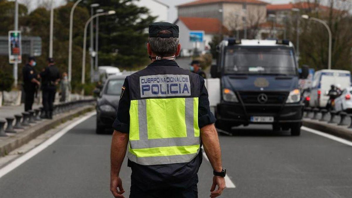 Detienen a un hombre por agredir con un arma blanca a otro en Palencia por una discusión sobre sus perros