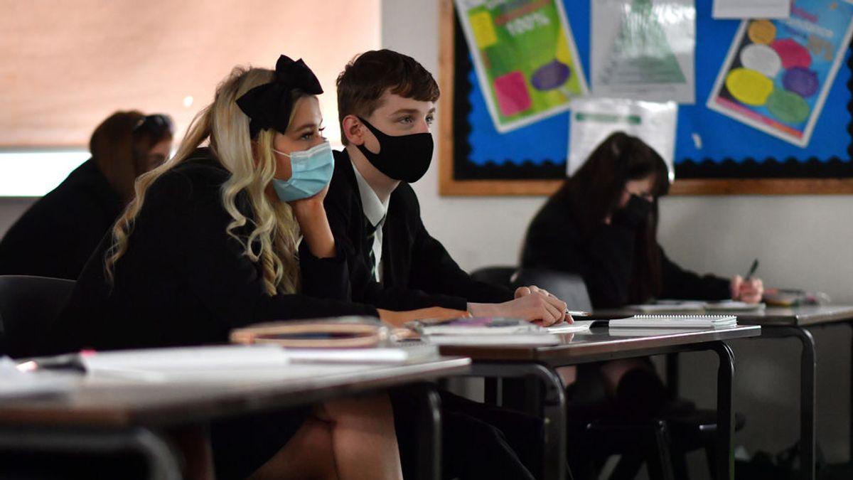 Cerrar los colegios apenas mitiga la propensión de los contagios, según un estudio en Canadá