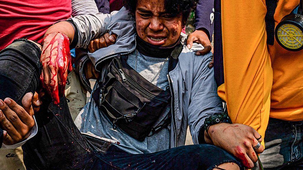 Birmania: más de 500 civiles muertos desde el golpe de Estado militar