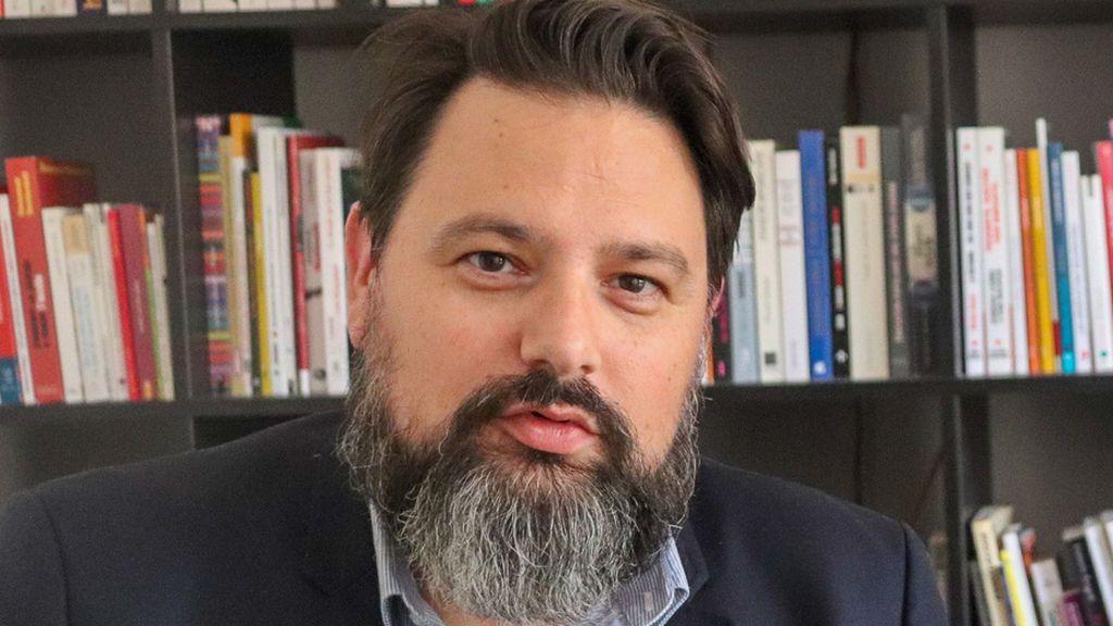 """Olivier Vial: """"Hace diez años, un par de decenas de personas defendía el lenguaje inclusivo, hoy la han impuesto"""""""