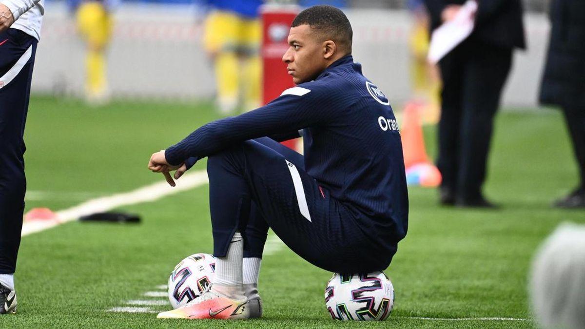 Mbappé rechaza la cuarta oferta de renovación y el PSG ya se planta incluir a Vinicius en la operación