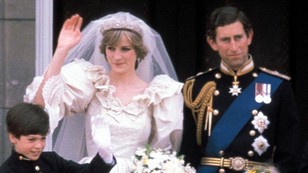 En su boda, Diana optó por una fragancia de 1913.