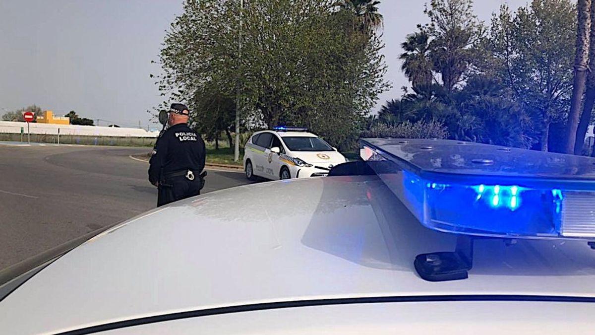 """""""Empiezo a trabajar aquí en negro"""": el desternillante listado de excusas recogido por la policía local de Chipiona"""