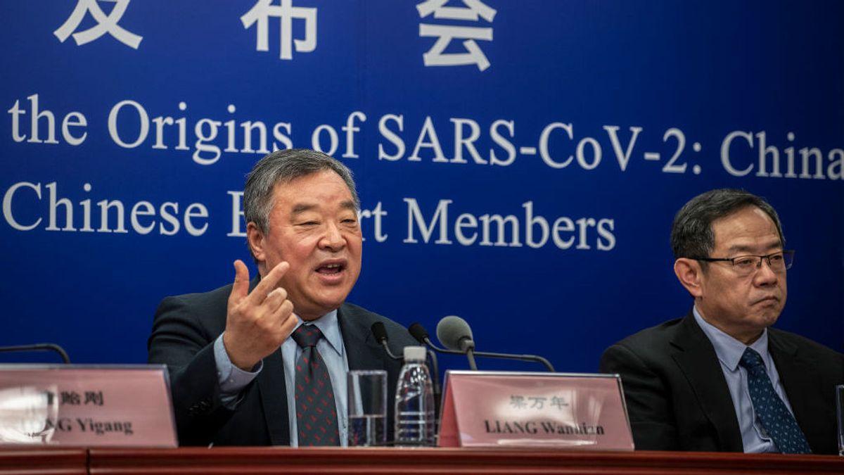 China niega que ocultara datos a la investigación de la OMS sobre el origen del coronavirus